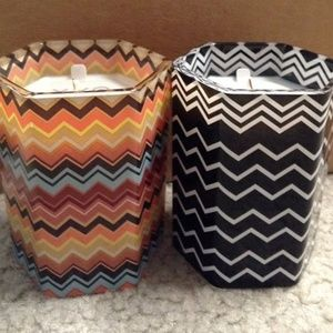 MISSIONI FOR TARGET Scented Jar Candles Set of 2